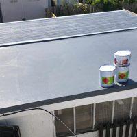 Fibre Glass Roof Repair
